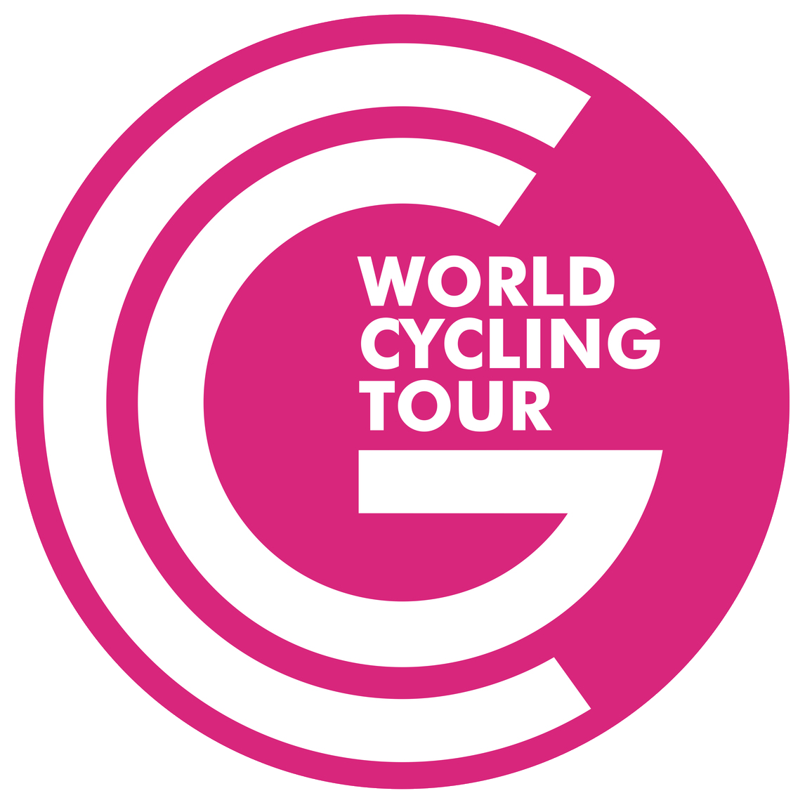 Chris and Gabs World Cycling Tour