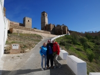 Spain - This is Bob and Ibby, our good friends in Spain, we miss you guys, say hello to Caillie xx