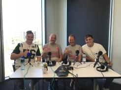Manchester UK - Our friend Traveling Toms Pod Cast