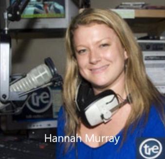 Spain - TRE Radio Hannah Murray