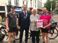 UK - Folkestone Mayor Ann Berry