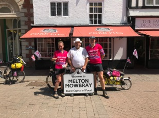 Melton Mowbray Pie Shop - UK