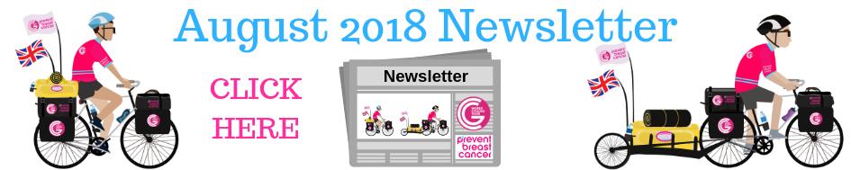 August 2018 Newsletter